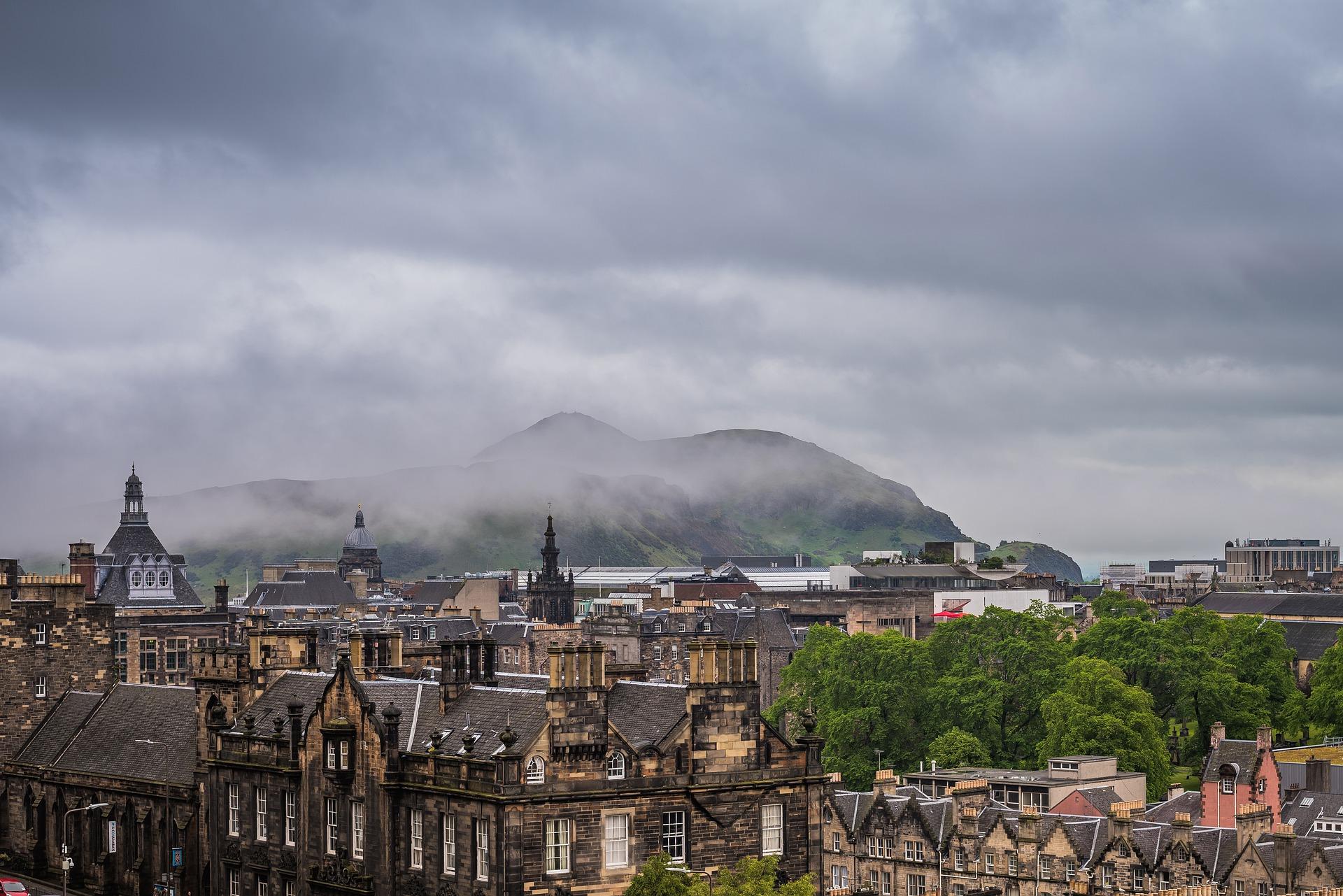 Edinburgh Schotland