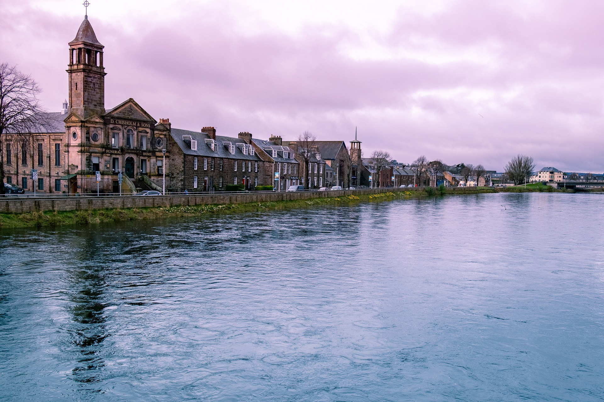 Beleef Schotland in Inverness